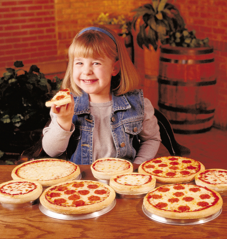 Fun For The Kiddies Pizza